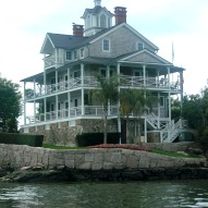 thimble islands house