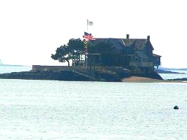 A Review of Thimble Islands in CT
