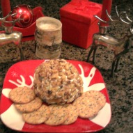 Four Ingredient Delicious Cheese Ball Recipe