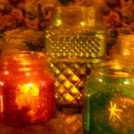 Lighting Up The New Year's Party With Sparkling Jars – A Kid Friendly Thing To Do