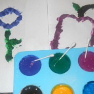 3-D Puffy Paint – A Kid Friendly Thing To Do