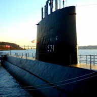 Submarine Force Museum in Connecticut
