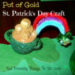 Cute St. Patrick's Day craft!