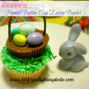 Resee's Easter Baskets!