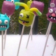 Making Ugly Doll Marshmallow Treats – A Kid Friendly Thing To Do