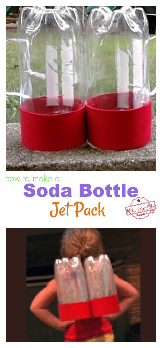 soda bottle jetpack