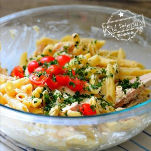 Tuna Pasta Salad Recipe