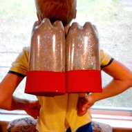 How to Make a Jet Pack from Soda Bottles