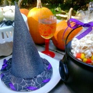 A Witch's Hat Treat Holder – A Kid Friendly Thing To Do Craft