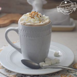 the best pumpkin spice hot cocoa