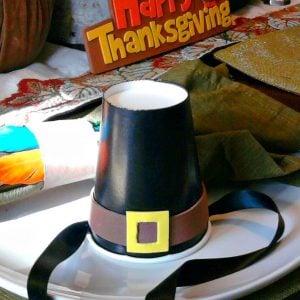 Pilgrim Hat Craft