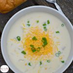 Quick and Easy Corn and Potato Chowder Recipe - www.kidfriendllythingstodo.com