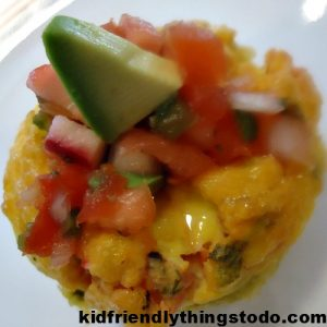 Easy Baked Breakfast Eggs In A Muffin Tin