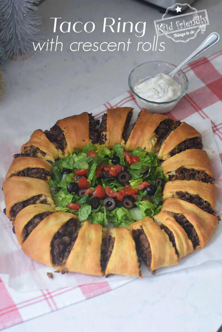 taco ring appetizer