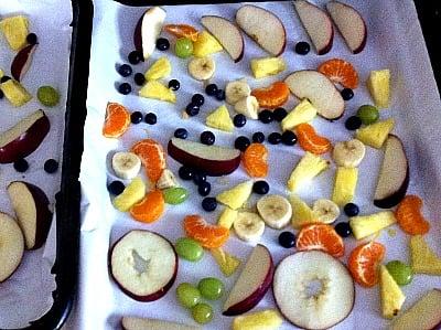 DIY Dehydrating Fruit