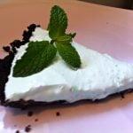 Mint Pie