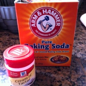 A Substitute For Baking Powder!