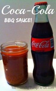 Coca-Cola Barbecue Sauce Recipe