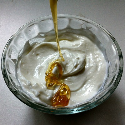 Using Honey To Sweeten Non Fat Greek Yogurt