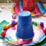Paper Plate Sombrero Craft