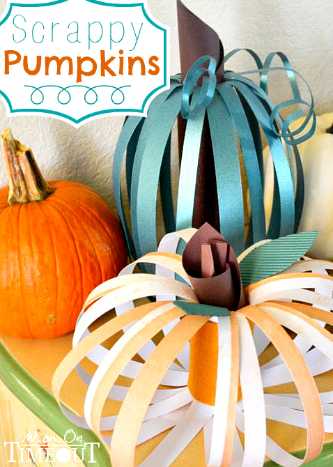 10 Beautiful & Easy Fall Crafts!