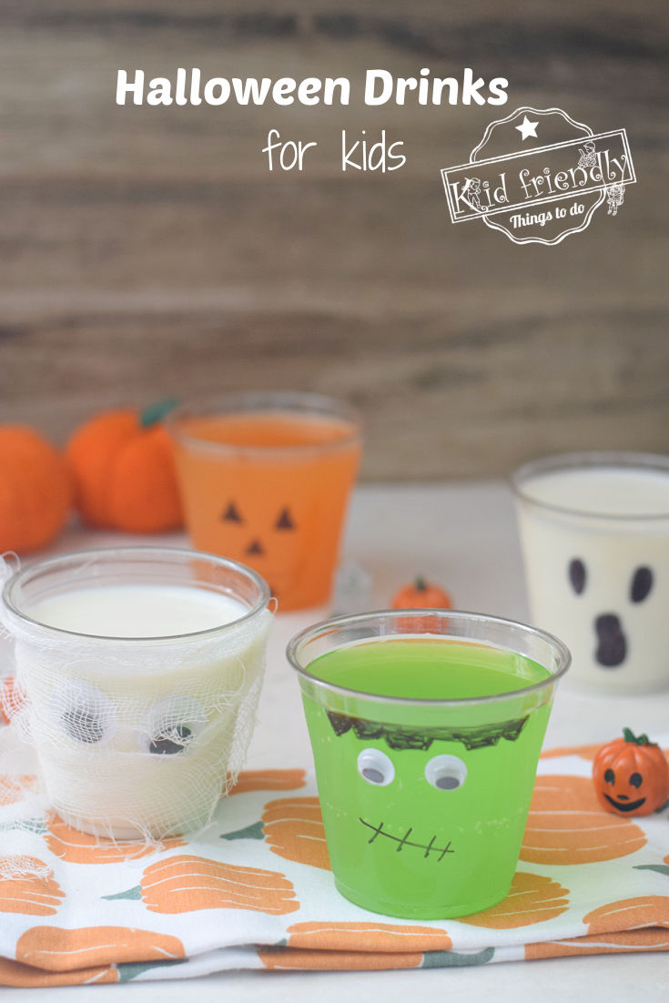 Halloween drink idea