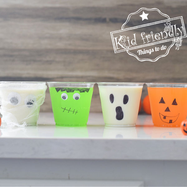Halloween Drinks for Kids {So fun!} – Kid Friendly Things To Do