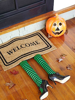 Halloween party crafts, decorations and more