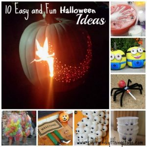 Top 10 Halloween Crafts, Recipes, and Party Ideas To Inspire – Kid Friendly Things To Do .com
