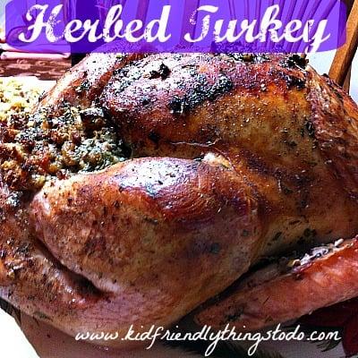 Herbed Turkey Recipe