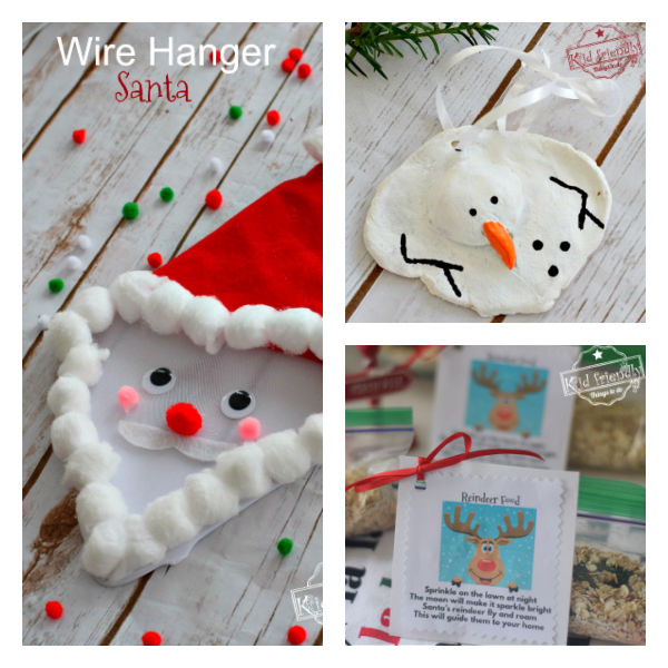 Over 21 Fun Christmas Crafts, Activities & Gifts To Make | Kid Friendly Things To Do