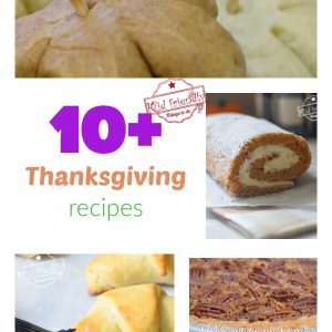 over 10 Thanksgiving Recipes
