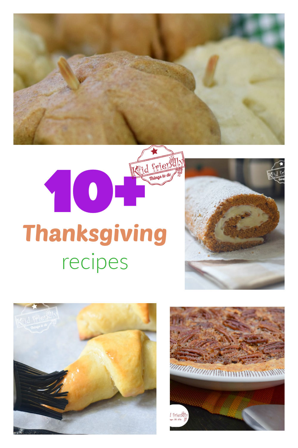 Over 10 Thanksgiving Dinner Recipes | Kid Friendly Things To Do