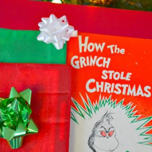 The Grinch Christmas Game for Kids