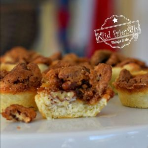 Delicious Pecan Tassies Recipe | Kid Friendly Things To Do