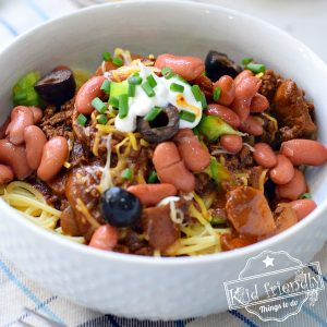 Cincinnati Style Chili Recipe {The Best!} | Kid Friendly Things To Do
