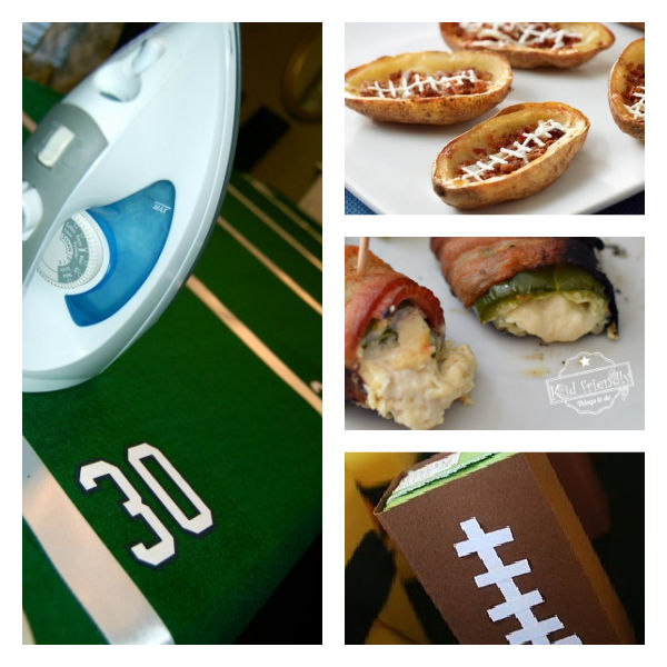 10 Awesome Super Bowl Party Ideas | Kid Friendly Things To Do