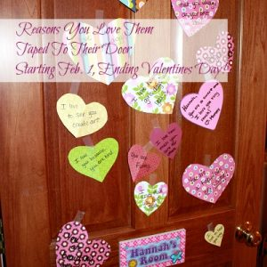 A Sweet Valentines Tradition With The Kids – Kid Friendly Things To Do .com