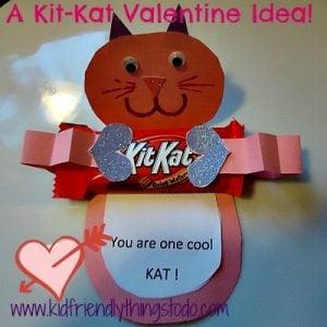 A Kit Kat Valentine Idea!