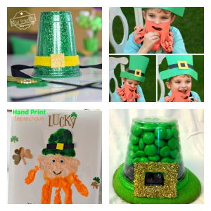 Leprechaun crafts and activities