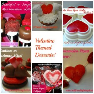 Valentines Day Dessert Ideas – Kid Friendly Things To Do .com