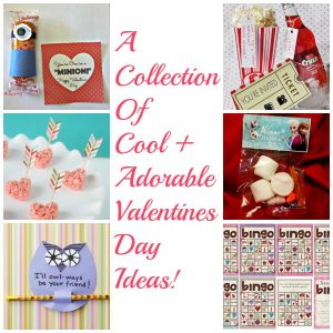 Valentine's Day crafts and Card Ideas for kids