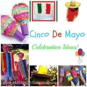 Cinco De Mayo party ideas and crafts