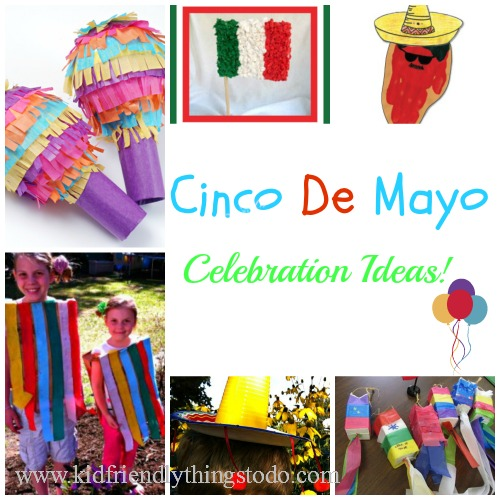 Lots of fun Cinco De Mayo ideas - here!
