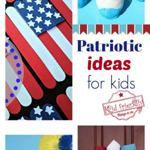patriotic ideas for kids