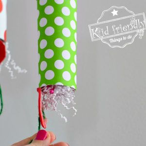 Individual Toilet Paper Tube Pinatas {Mini Pinata Craft} | Kid Friendly Things To Do