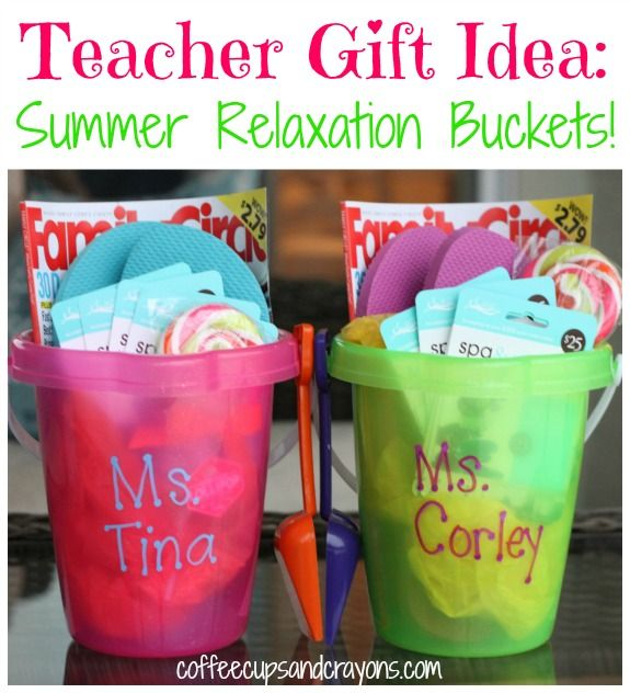this has some super cute teacher gifts! Love these!