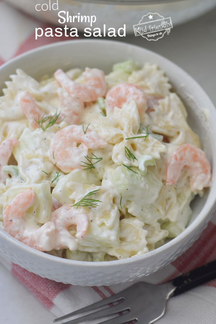 cold shrimp salad recipe