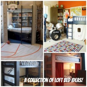 Loft Beds For The Boys – Kid Friendly Things To Do