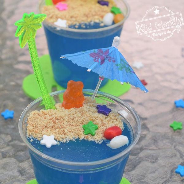 Jell-O Summer treat for kids